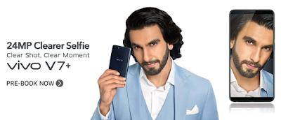 Vivo V7 Plus Smartphone