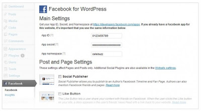 Nuevo plugin oficial de Facebook para WordPress