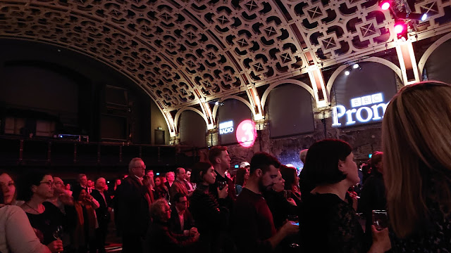 Launch of the 2019 BBC Proms in the Grand Hall of Battersea Arts Centre