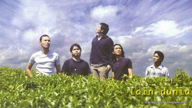 Band PADI - tahun 1999