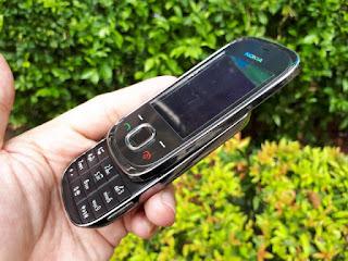 Nokia 7230 Slide Jadul Seken Mulus Kolektor Item