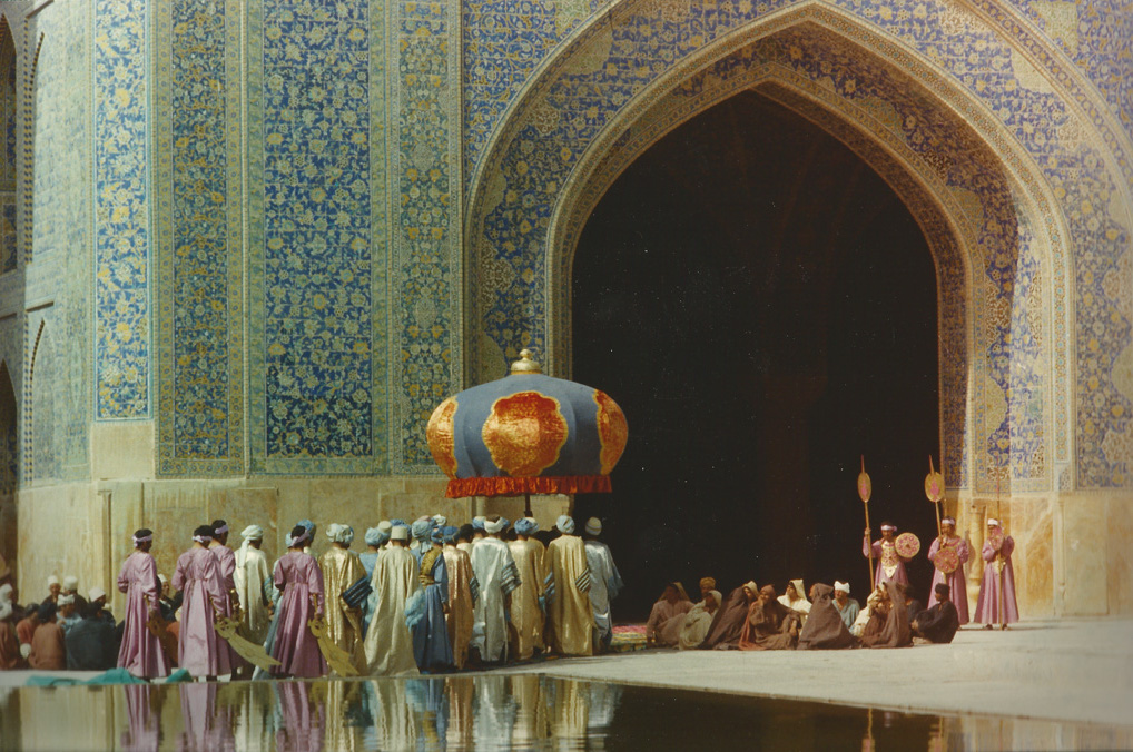Notes On Cinematograph: Pasolini in Isfahan