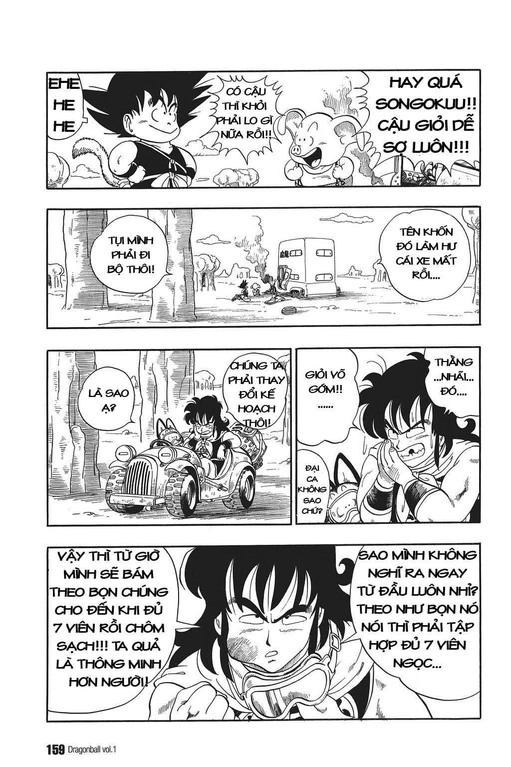 Dragon Ball chap 10 trang 13