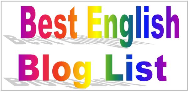 Best English blog List