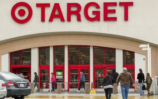 Lojas Target em Miami e Orlando