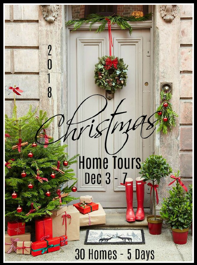2018 Christmas Home Tours
