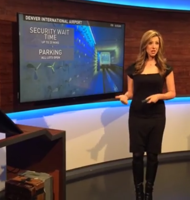 THE APPRECIATION OF BOOTED NEWS WOMEN BLOG : 9NEWS' AMELIA