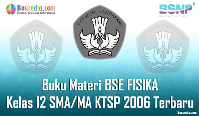 Buku Materi BSE FISIKA Kelas 12 SMA/MA KTSP 2006 Terbaru