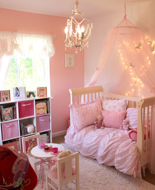 Bedroom Decorating Ideas For Woman: 50 Best Princess Theme Bedroom Design For Girls