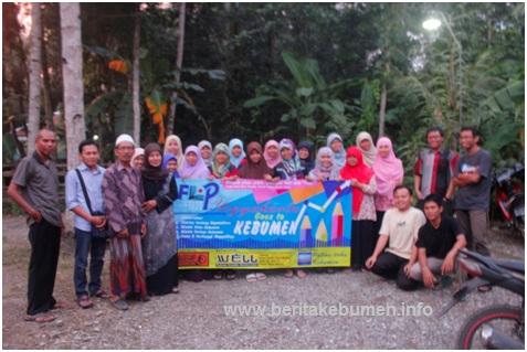 Forum Lingkar Pena DIY Goes To Kebumen