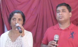 Vaan Megangale Song by Usha and Vincent