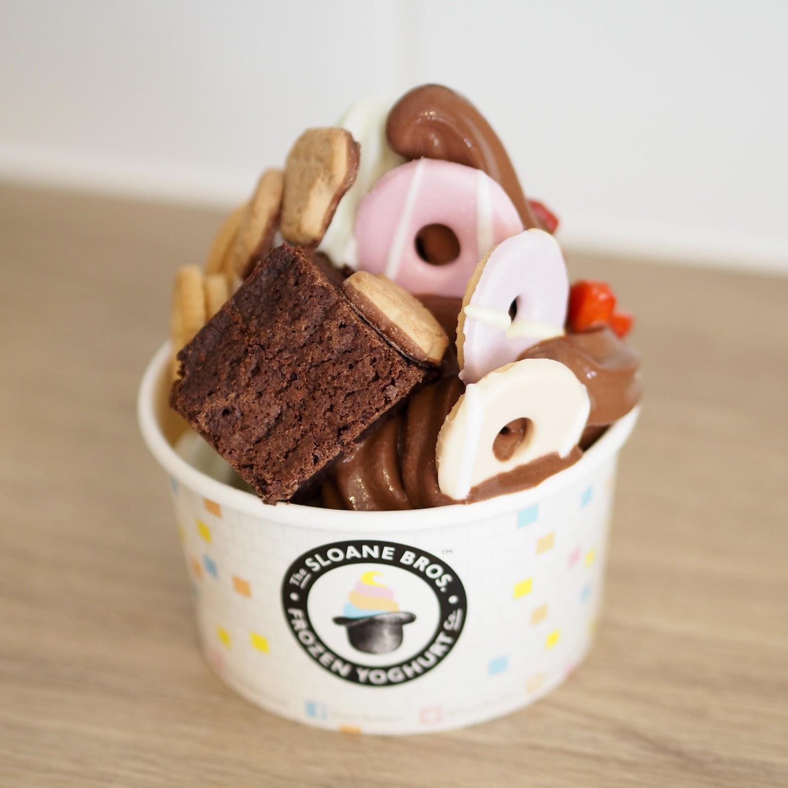 Frozen Yogurt Sloane Brothers Cocoa Chelsea