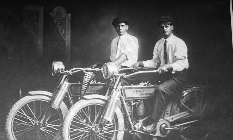 William Harley And Arthur Davidson: The Adventures Of Tioga And George: Ready