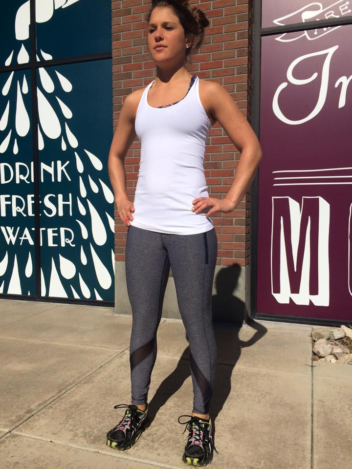 lululemon naval blue inspire tight