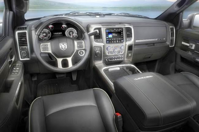 2017 Ram 2500 Diesel Redesign