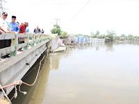 Wali Kota Tinjau Jembatan Titi Dua Sicanang