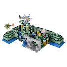 Minecraft Ocean Monument Lego Sets Sets
