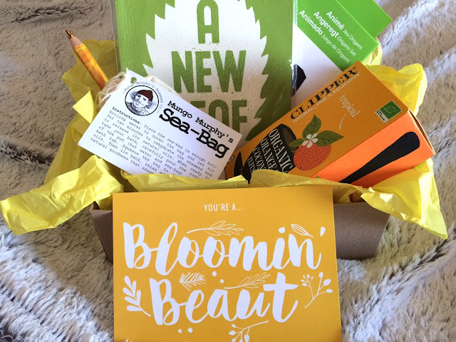 Buddy Box Blurt Foundation review subscription box