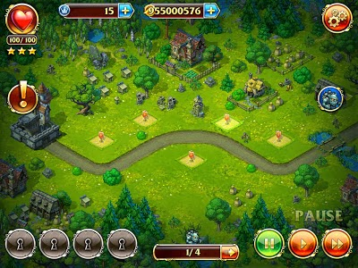 Download Free Toy Defense 3 Fantasy (All Versions) hack Unlimited Gold,Coins 100% Working and Tested for IOS and Android MOD.