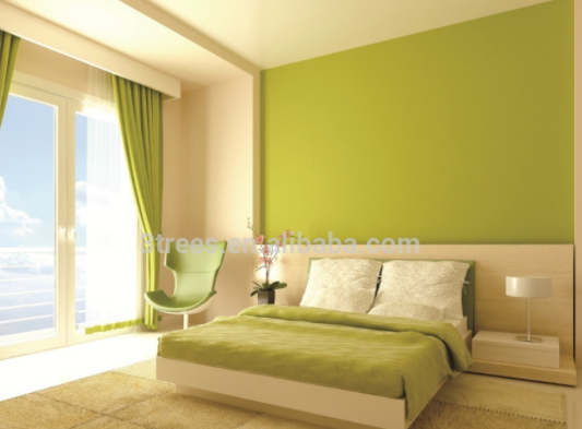 High Quality Use Of Emulsion Paints In Interior Walls