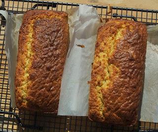 Triple Ginger Gluten-free Cake