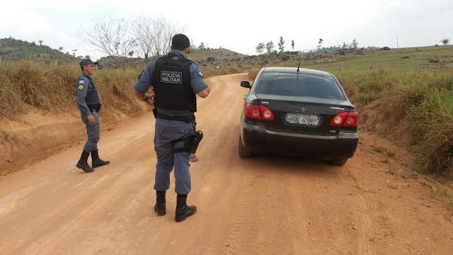Rondoniense é preso com arma raspada em MT