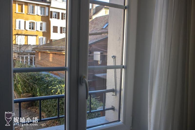 【瑞士沃韋住宿推薦】Guest House Le Charlo。絕佳地理位置的湖畔民宿
