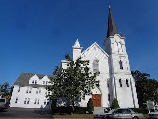United Baptist Church, Saco, Maine