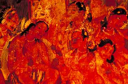 The Paintings of Ajanta Caves