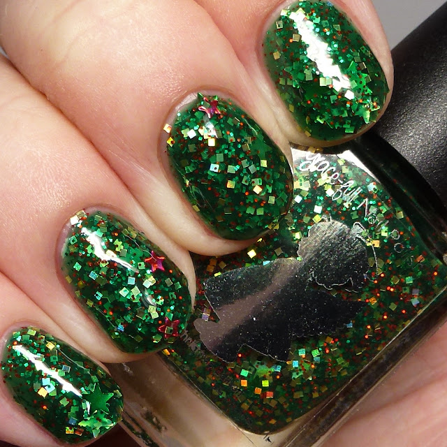Grace-full Nail Polish Starry Christmas
