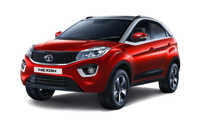 Tata Nexon SUV IN INDIA