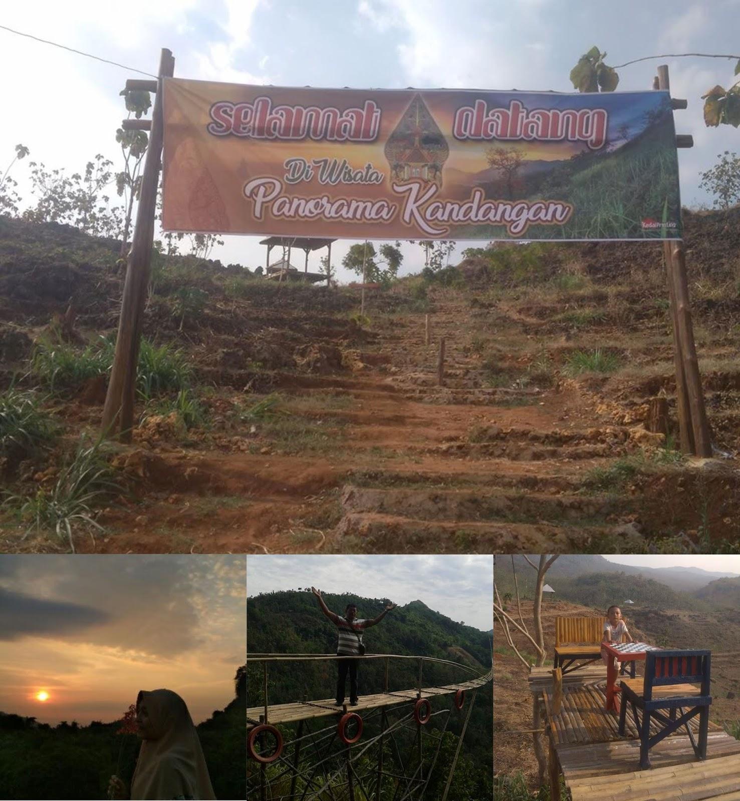 Pesona Panorama Bukit Kandangan Kayen Pati Kabar Kota Pati