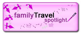 Family Travel Spotlight Logo