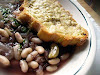 Italian Onion and Bean Soup with Parmesan Toast