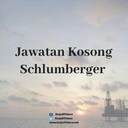Jawatan Kerja Kosong Offshore Schlumberger Malaysia