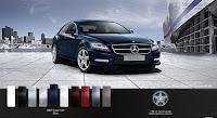 Mercedes CLS 350 2015 màu Xanh Cavansite 890