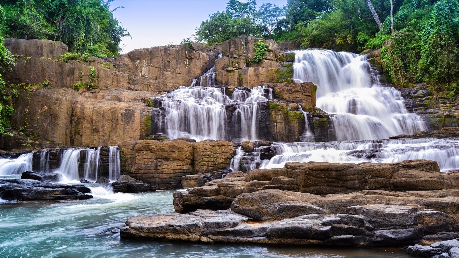 Air Terjun Parangloe - Rekreasi Anti Mainstream Di Provinsi Sulawesi Selatan