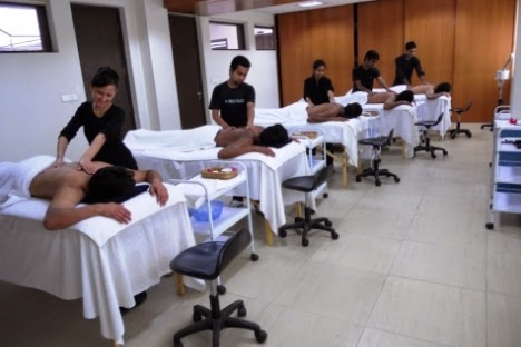 Photos of Orient Spa Academy in Ahmedabad ~ Spa Institute in India