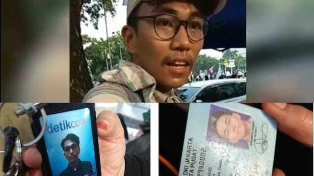 Dinilai Halangi Kerja Jurnalistik, AJI Jakarta Kecam Intimidasi Jurnalis Saat Aksi 211