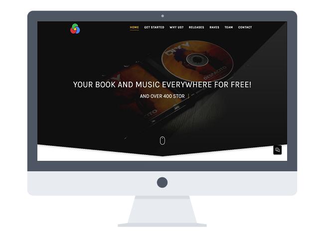 Publiseer on iMac