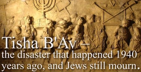 Love For His People: Tisha B'Av - We join in prayer for ...