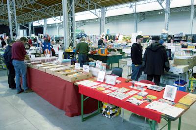 Comics, Postkarten und Originale von MirRoy auf der Vienna COMIX