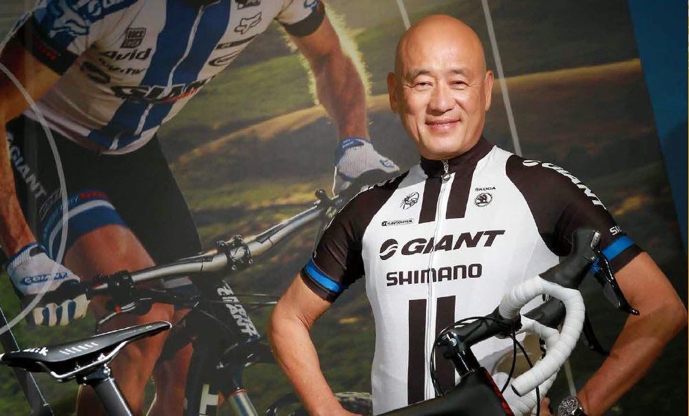巨大集團執行長羅祥安:如果台灣人都不騎車,外國人為什麼要買捷安特的品牌?
