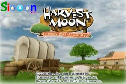 Get Free Download Game Harvestmoon Tree Tranquility for Computer Laptop