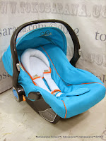 Infant Car Seat CocoLatte CL608 Group 0+ (New Born - 13kg)
