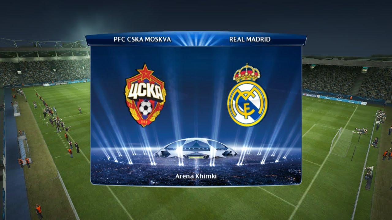 Horario y dónde ver: CSKA Moscú vs. Real Madrid
