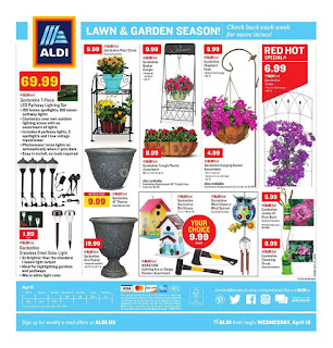 ALDI Weekly Ad April 18 - 24, 2018