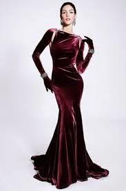 vestido de veludo para festa - fotos, dicas e modelos