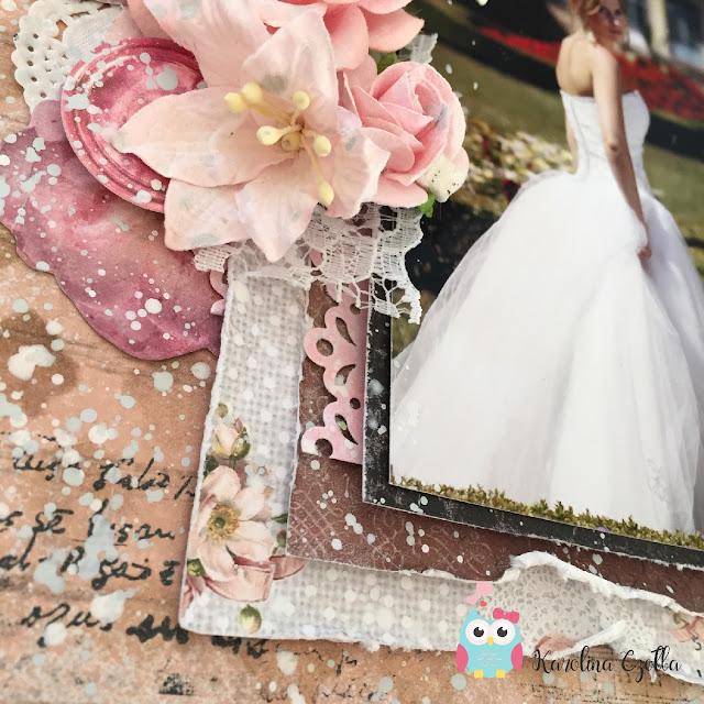 oprawa zdjęcia ślubnego