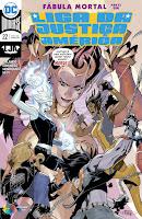 DC Renascimento: Liga da Justiça da América #22